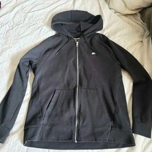 Nike Black Hoodle Size Large